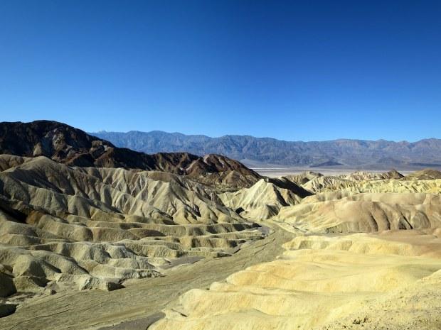 Zabriskie Point, Death Valley National Park, California