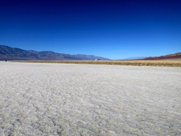 Salt flats, Badwater Basin, Death Valley National Park, California