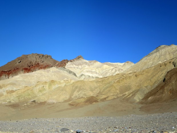 Route 190, Death Valley National Park, California
