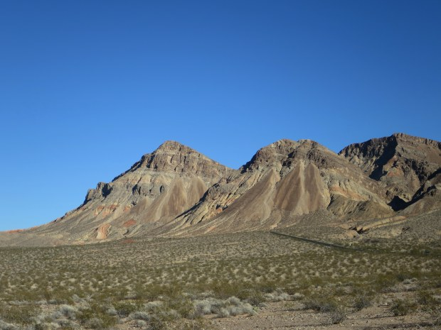 View from the Northshore Road, Lake Mead National Recreation Area, Nevada