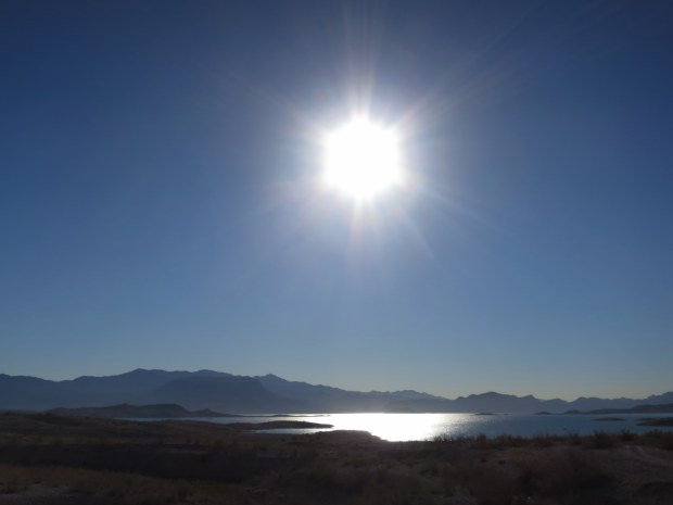 Lake Mead, Government Point, Lake Mead National Recreation Area, Nevada