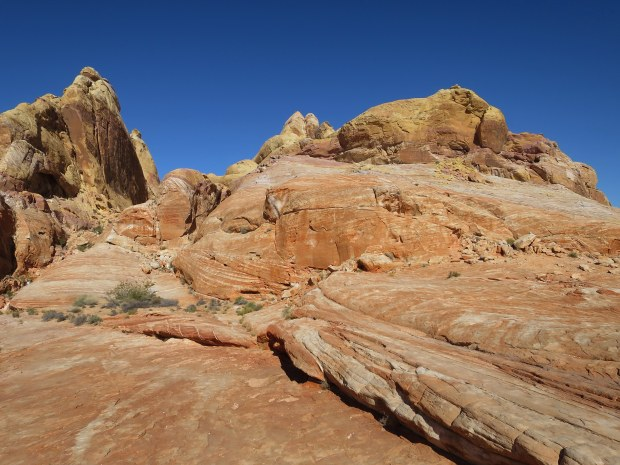 White Domes Loop Trail, Valley of Fire State Park, Nevada