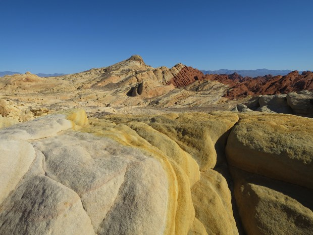 Near Fire Canyon, Valley of Fire State Park, Nevada