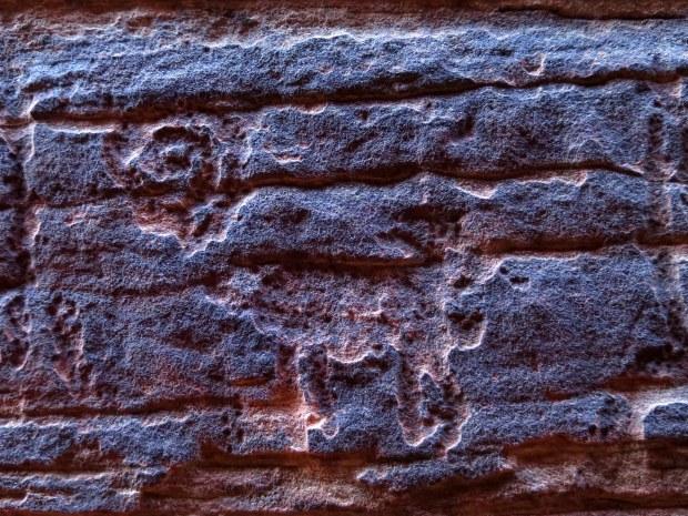 Petroglyphs, Snow Canyon State Park, Utah