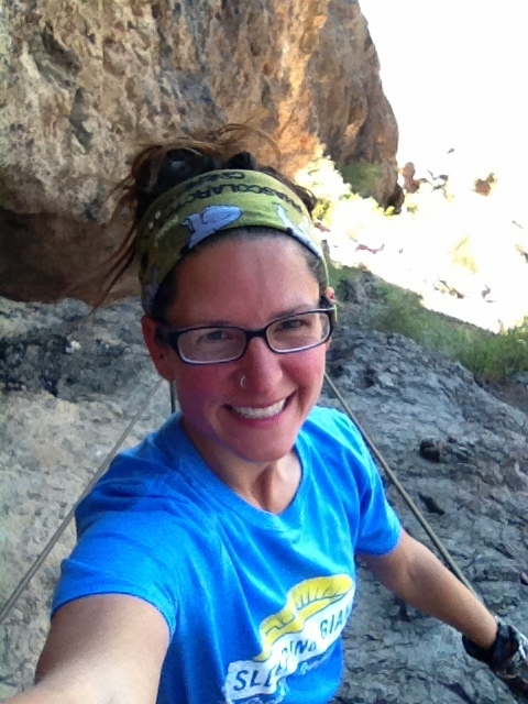 Me, Hunter Trail, Picacho Peak State Park, Arizona