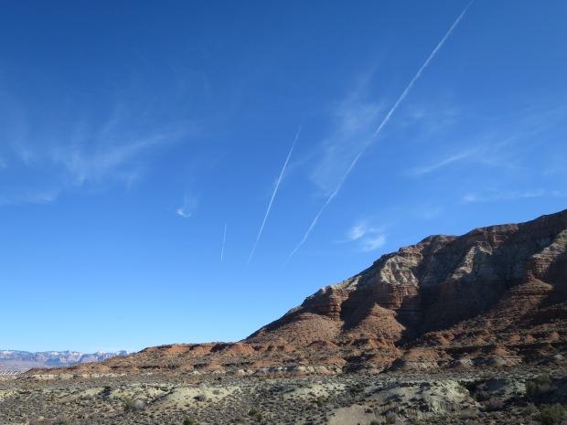 Jem Trail, Hurricane Cliffs, Utah