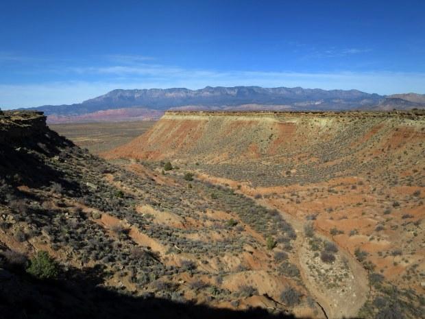 Canyon, More Cowbell Trail, Hurricane Cliffs, Utah