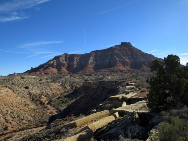 More Cowbell Trail, Hurricane Cliffs, Utah