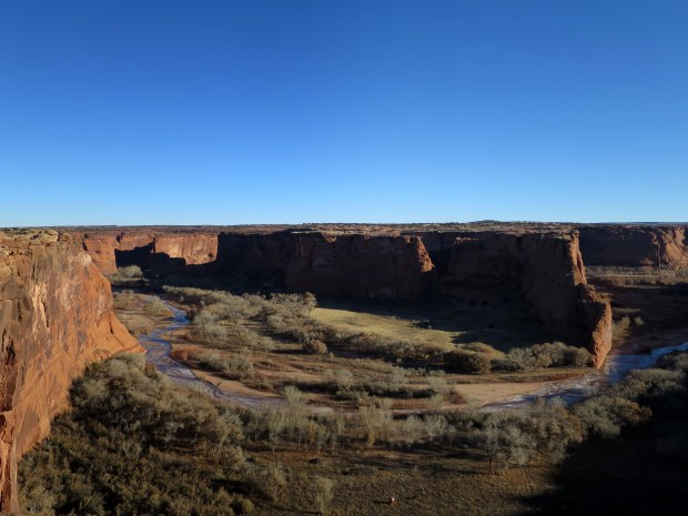 Tsegi Overlook, Canyon de Chelly National Monument, Arizona