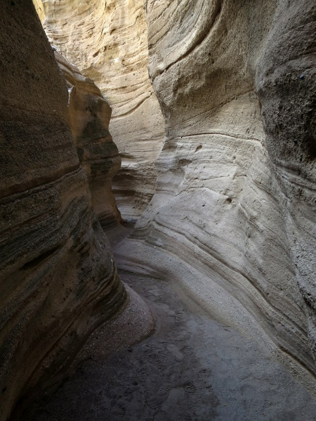Layers and layers, Canyon Trail, Kasha-Katuwe Tent Rocks National Monument, New Mexico