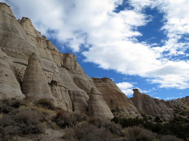 Cave Loop Trail, Canyon Trail, Kasha-Katuwe Tent Rocks National Monument, New Mexico