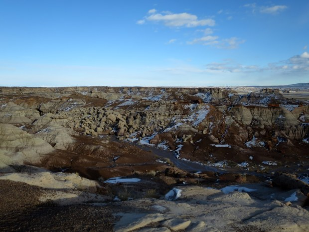 Badlands, Petrified Forest National Park, Arizona