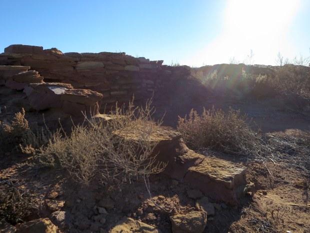 Homol'ovi I, Homol'ovi State Park, Arizona