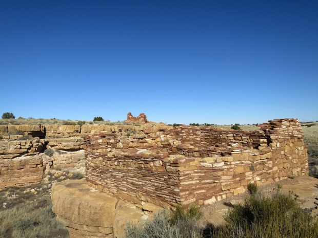 Box Canyon Ruins, Wupatki National Monument, Arizona