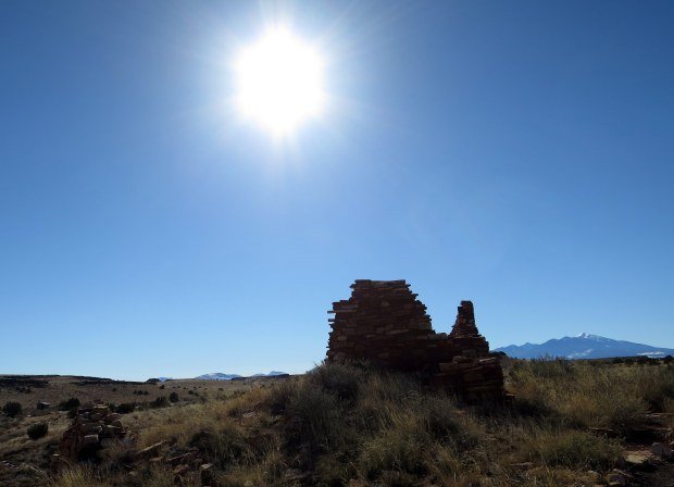 Lomaki Pueblo, Wupatki National Monument, Arizona
