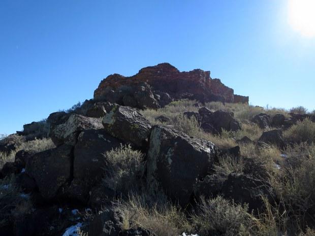 The Citadel, Wupatki National Monument, Arizona