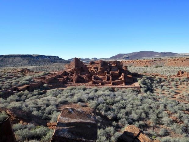 Wupatki Pueblo, Wupatki National Monument, Arizona