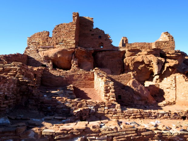 Wupatki Pueblo, Wupatki National Monument, Arizona