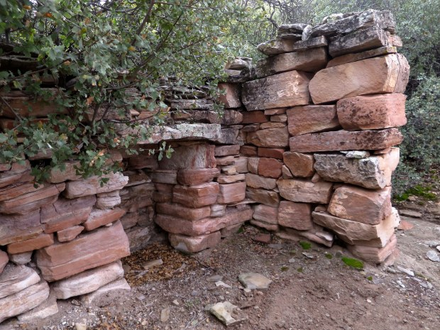 Rock miner's house, Red Cliffs National Conservation Area, Utah