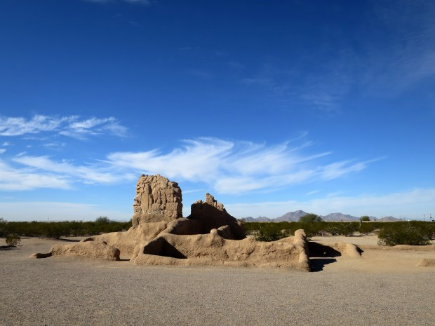 Compound, Casa Grande Ruins National Monument, Arizona