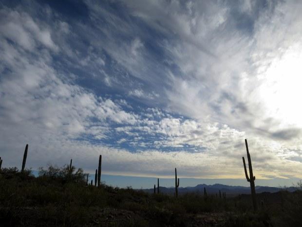 Sunset Vista Trail, Picacho Peak State Park, Arizona