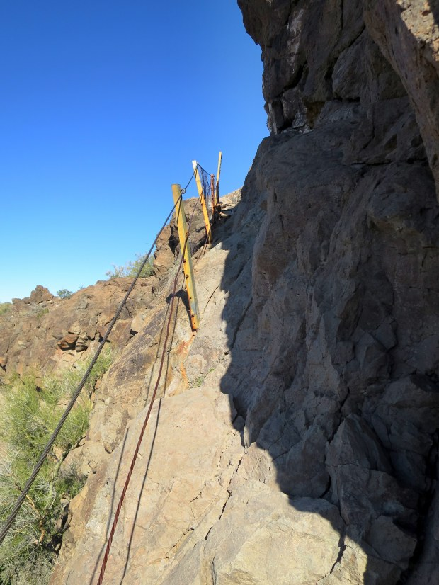 Hunter Trail, Picacho Peak State Park, Arizona