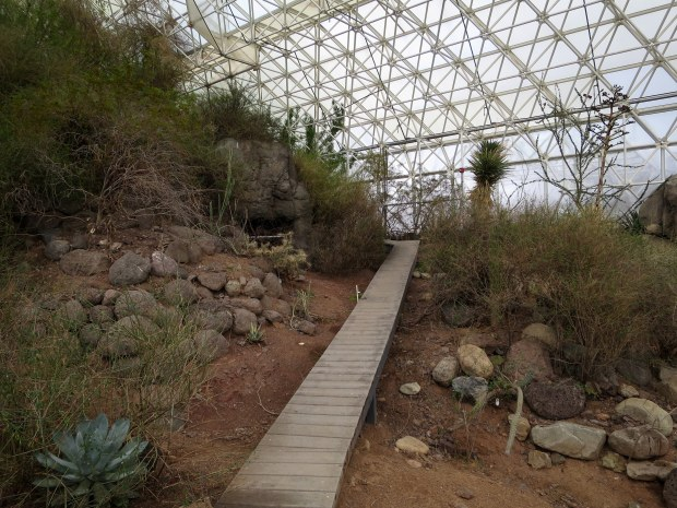 Sonoran desert, Biosphere 2, Arizona
