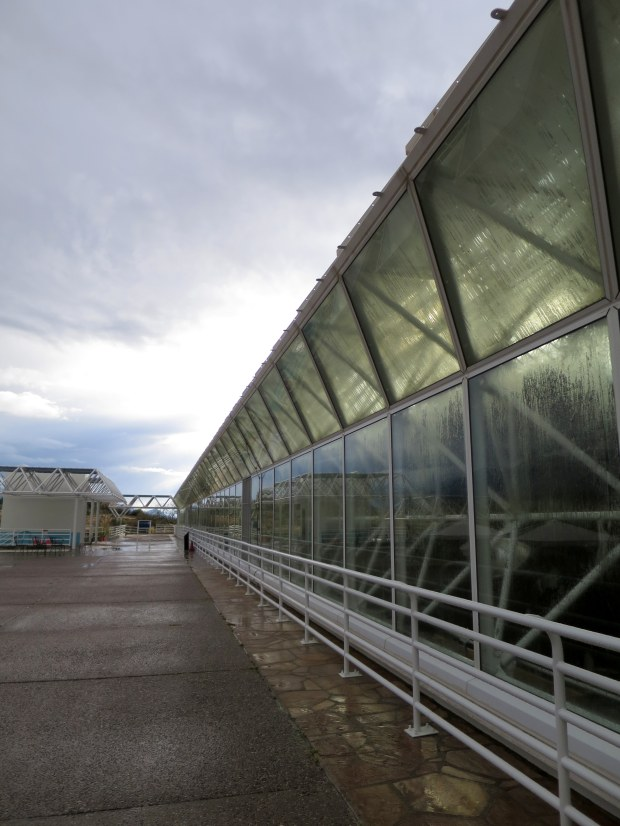 Exterior of Biosphere 2, Arizona
