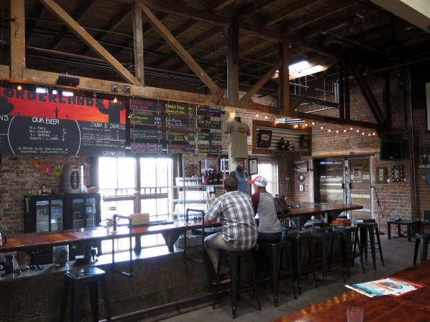 Borderlands Brewing Company, Tucson, Arizona