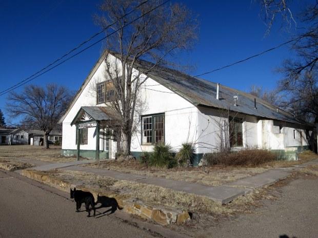 Fort Stanton, New Mexico