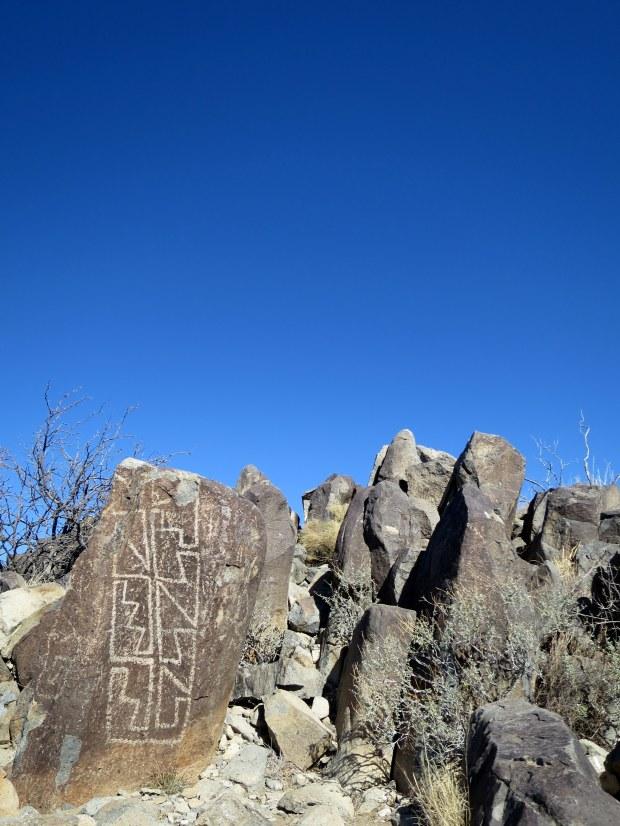 Three Rivers Petroglyph Site, New Mexico