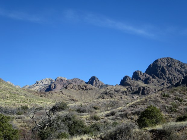 Soledad Canyon Recreation Area, New Mexico