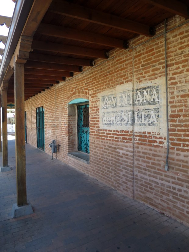 Oldest brick building in New Mexico, Old Mesilla, New Mexico
