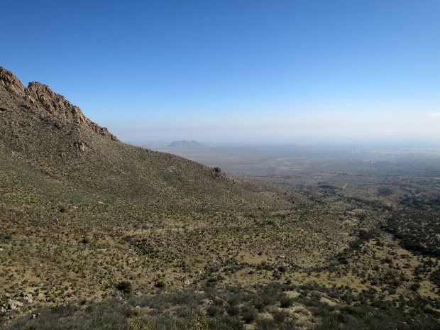 Baylor Pass Trail, Organ Mountain-Desert Peaks National Monument, New Mexico