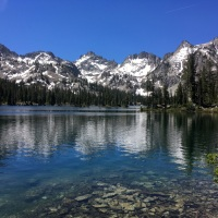 Sawtooth Mountains, Part 2: Alice Lake Trail