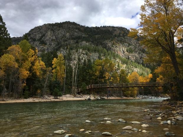 Animas River and Footbridge Trail