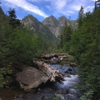 More Beauty in the Cabinet Mountains Wilderness: Hiking to Geiger Lakes