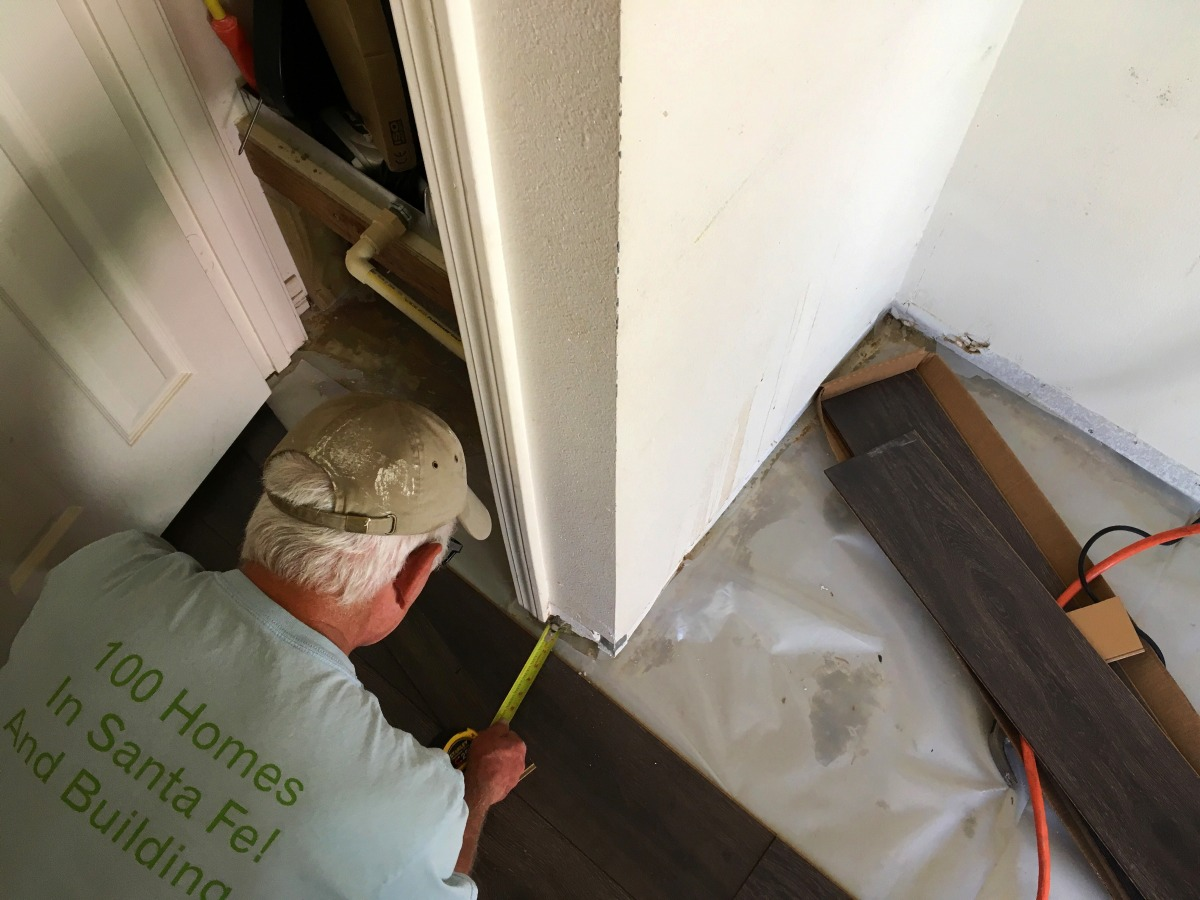 Angles and Expectations: Building with Habitat for Humanity of Jefferson County