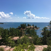 The Mind-Blowing Beauty of the Chikanishing Trail: Killarney Provincial Park, Part 1