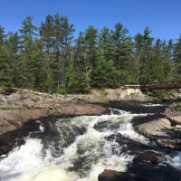 Waterfall Heaven: Chutes Provincial Park