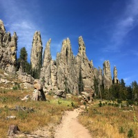 Custer State Park, Part 2: Cathedral Spires Trail