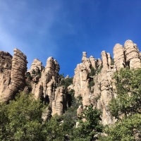A Hike in the Santa Catalina Mountains and an Inadequate Introduction to Chiricahua National Monument