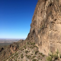 Return to Picacho Peak State Park