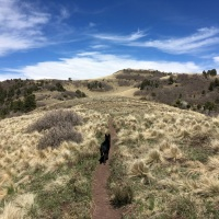 Another Mountain Weekend: Lake Mescalero, Hiking the Argentina Peak Loop, and Sunspot Highway