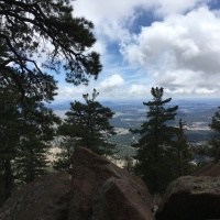 A Stormy Hike Up Elden Mountain and a Mini Brewery Tour of Flagstaff