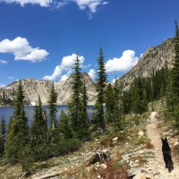 The Perfection of the Hike to Sawtooth Lake