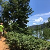 Alternatives to Hiking: An Afternoon at Navajo Lake